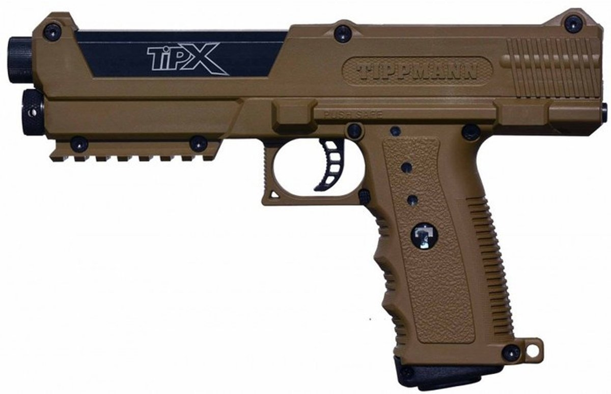 Tippmann TiPX Pistol Coyote Brown