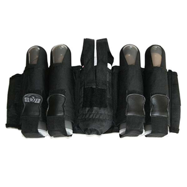 GXG 4+1 Vertical harness Black - KÄYTETTY