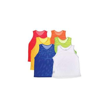 Team vest, orange, adult