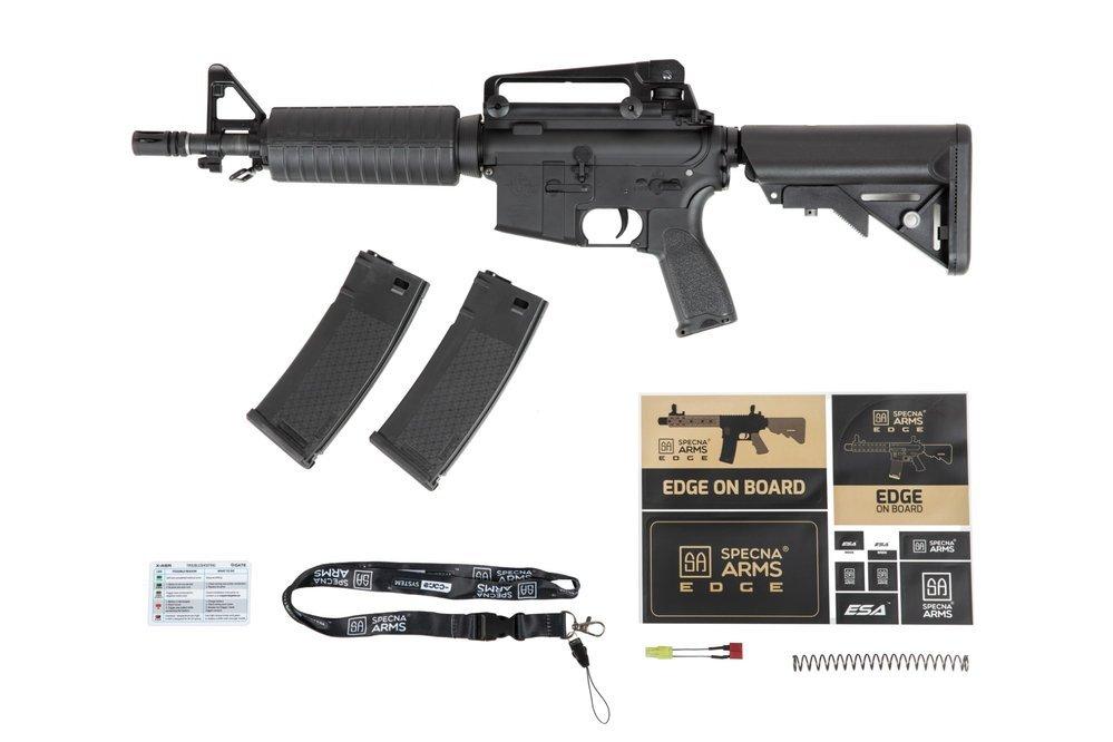 Specna Arms SA-E02 EDGE™ RRA Carbine, Musta