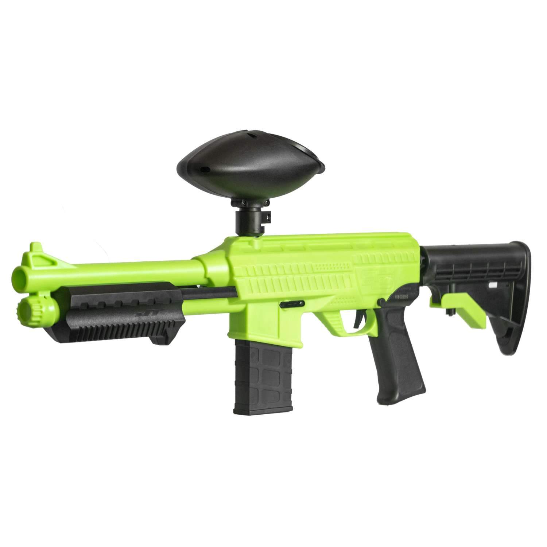 JT Splatmaster z18 Green 200ct Hopper .50cal