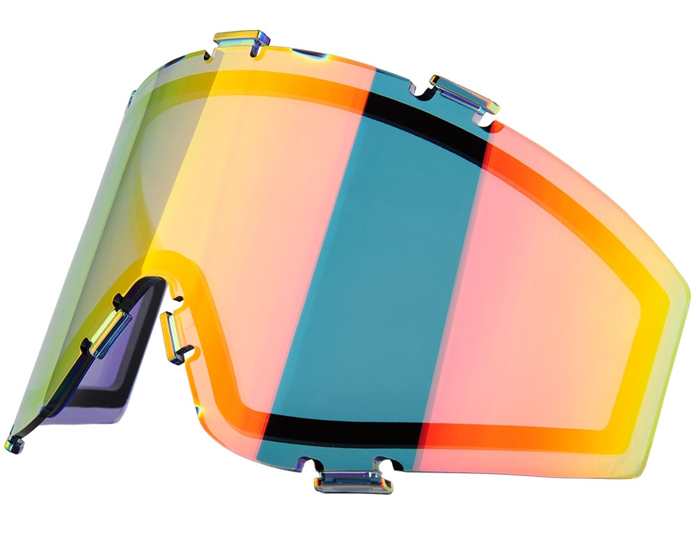 JT Spectra Lens TH Prizm 2.0 Yellow Retro