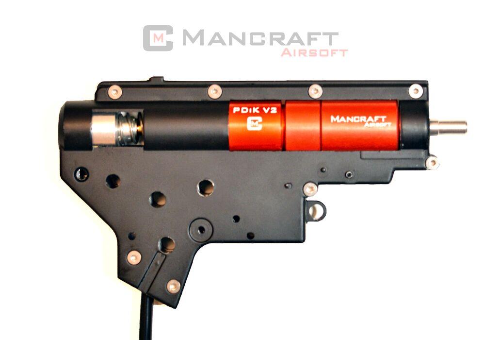 Mancraft PDiK HPA V2 Gen.1 Gearbox Model V2