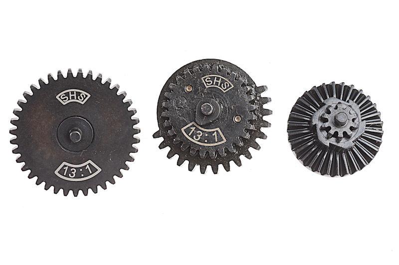 SHS Gear Set for V2 & V3 Gearbox (13:1)