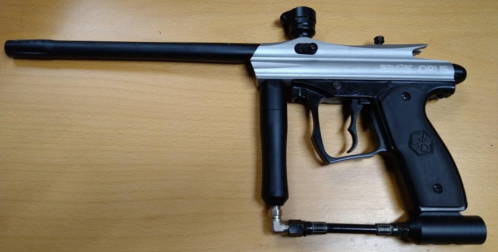 Spyder OPUS 50cal - KÄYTETTY