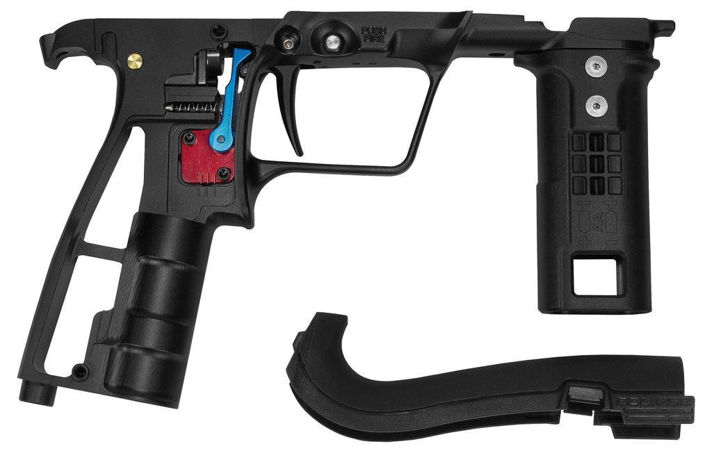 Eclipse CS2 Mechanical Frame Kit Black
