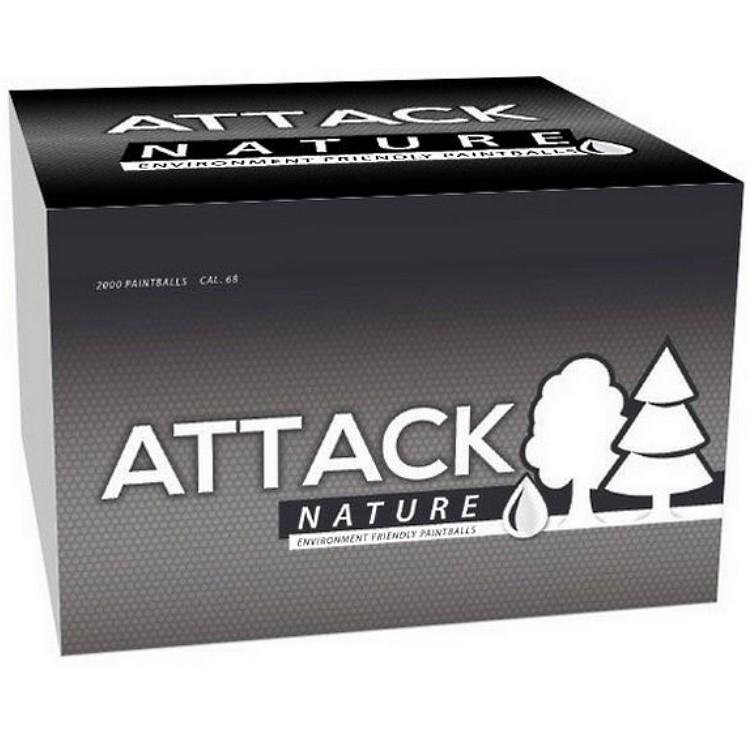 Attack paintballs 2000 kpl (EU)