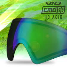 Bunkerkings CMD/VIO Lens - HD Acid