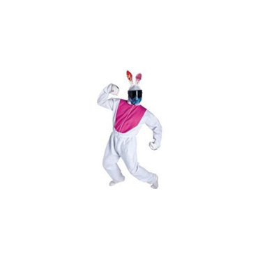 Rabbit bachelorparty costume with ears