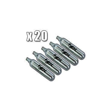 12g CO2 kapseli - 20kpl
