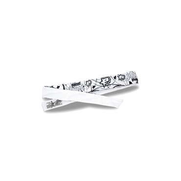 Eclipse Ink Headband White
