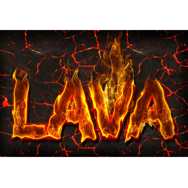 Lava paintballs 2000pcs (EU)