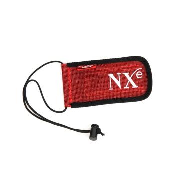 NXe piippusukka, Strange, punainen