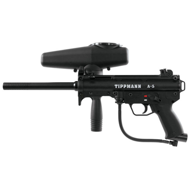 Tippmann A5 Black box W/SS Response