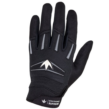 BK - BunkerKing Supreme Gloves Grey L/XL