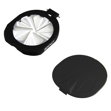 Exalt Spire Fast feed w. r.cover, white