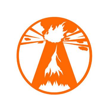 Volcano Shaft4 style back .689 Blk