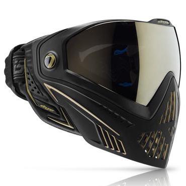 Dye Goggle i5 ONYX GOLD blk/gld TH