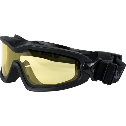 Valken Goggle V-TAC Sierra Yellow, airsoft