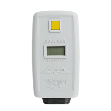 Chronograph X-Radar, Paintball & Airsoft, Handheld
