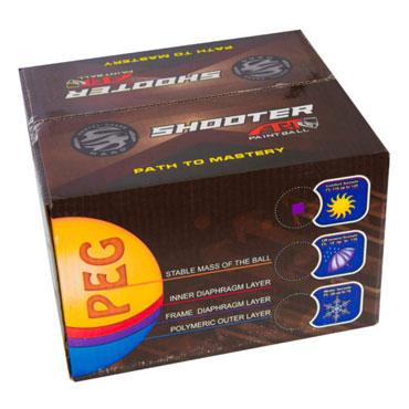 Art Life Dazzle(Shooter) Spark .50 cal paintballs 4000