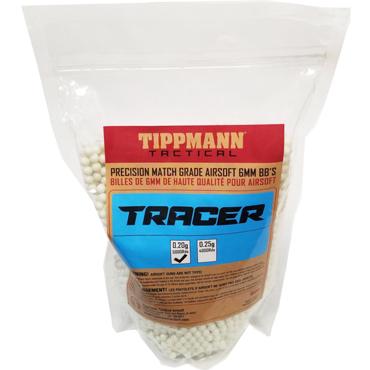 Tippmann Tactical Airsoft Tracer BBs Valojuovakuula 0.25g,1kg