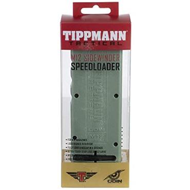 Tippmann Odin Speed Loader - Grey w/Silicon Noise Buffe