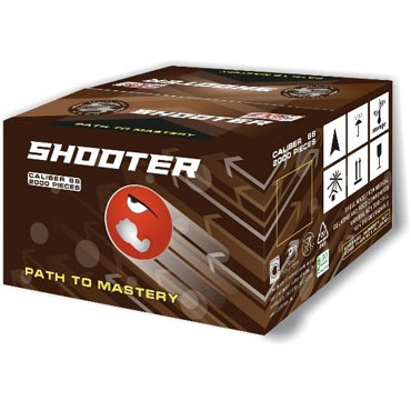 Art Life Shooter Spark .50 cal paintballs 5000pcs